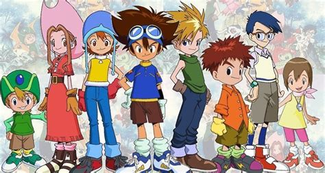 anime epic adventure digimon ganha 6 novos filmes elenco original assista