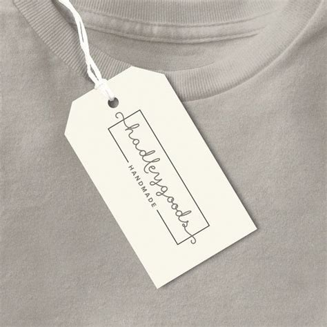 Handmade Tags For Clothes - best 25 clothing tags ideas on