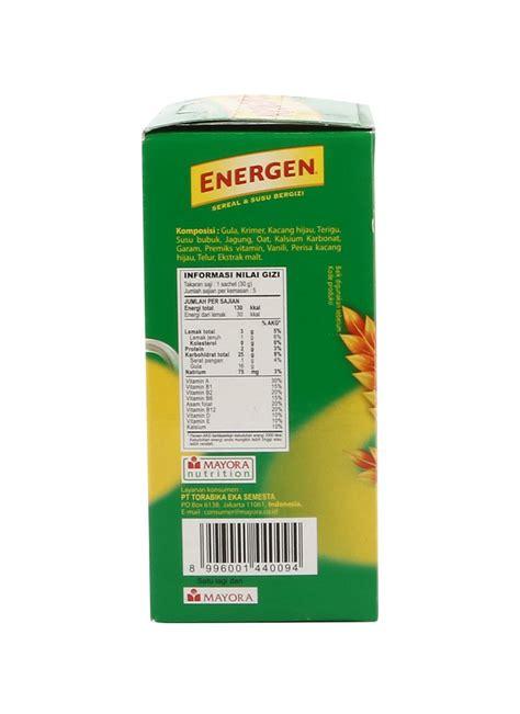 Ceres Hagelslag Rice 90g energen cereal instant kacang hijau box 5x30g
