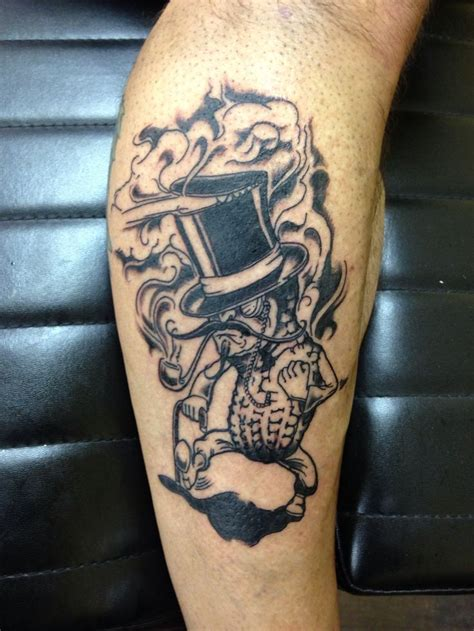 st joseph tattoo angry peanut artist chuck schmidt www