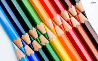 colored pencils free large images