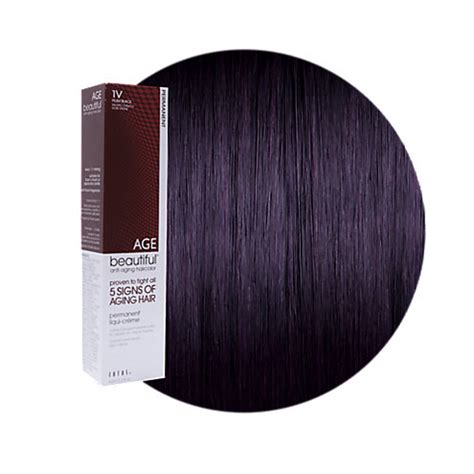 age beautiful hair color light raspberry brown agebeautiful anti aging permanent liqui creme haircolor