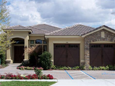 golden eagle brown gray range exterior house