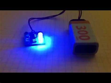 Lu Led Flip Flop blinking led flip flop circuit diy