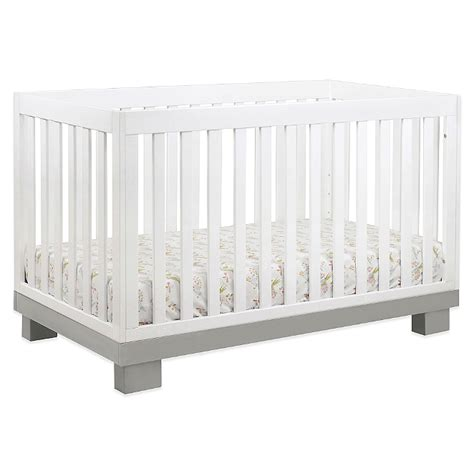 Convertible Crib Sets White Promotional Sets