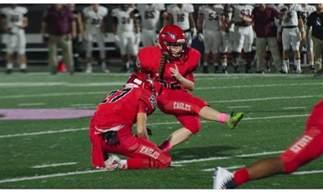Kicks Tx Homecoming Kicks Winning Field Goal In