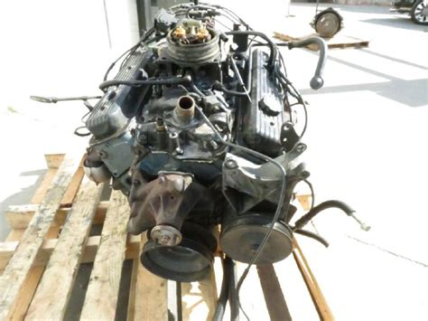 1993 chevrolet suburban 1500 5 7l engine motor 19964240 1994 chevrolet suburban engine 5 7l v8 motor runs great tbi suv 1500 silverado ebay