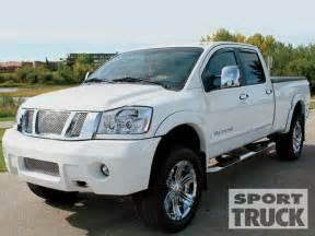 2008 Nissan Trucks Homegrown Haulers Custom Sport Trucks 2008 Nissan Titan