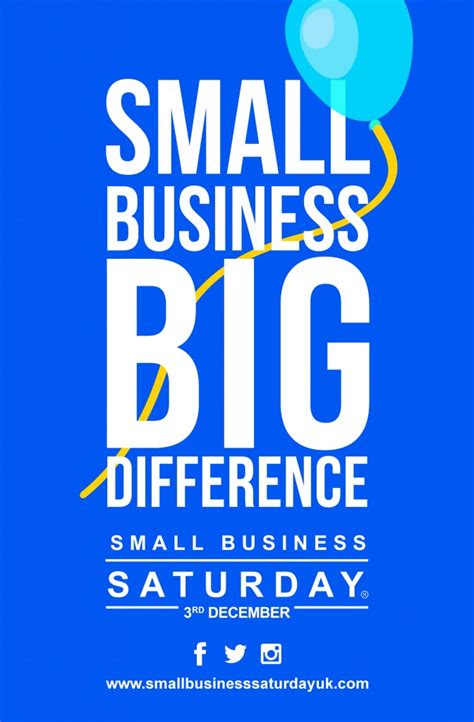 small business saturday 2016 bubbleit