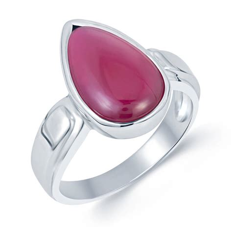 Ruby 3 7ct buy 3 7ct pink ruby gemstone rings