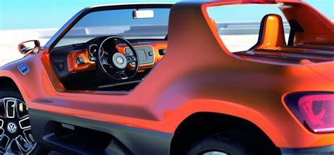 volkswagen buggy  concept  frankfurt motor show