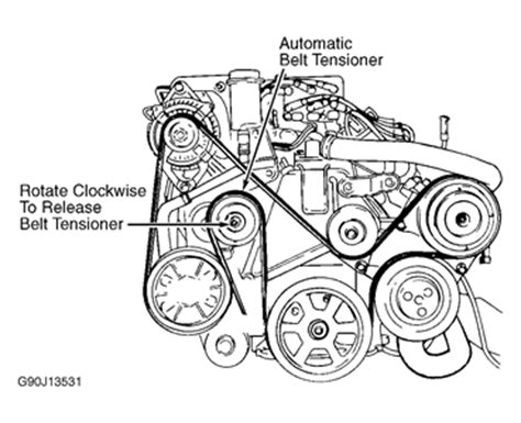 i need the belt diagram for a 3.3 liter v6 1994 dodge