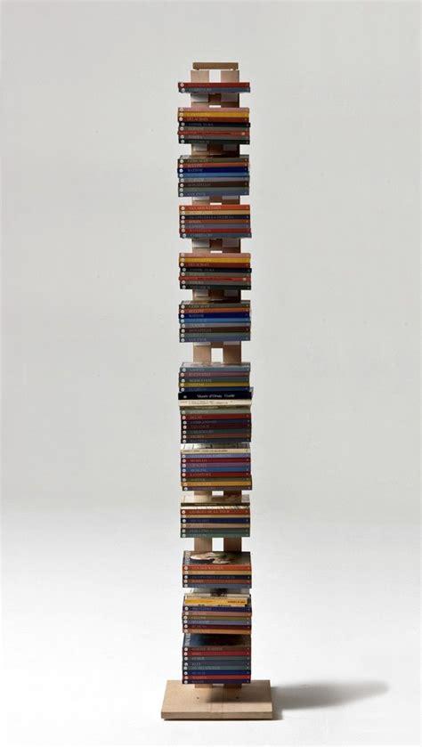 libreria moderna a colonna in legno zia ortensia