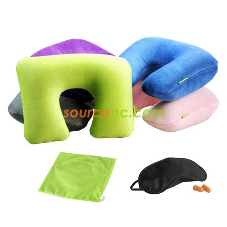 3 in 1 travel pillow set source ec gift