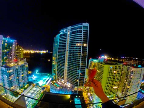 top bars miami miami s best rooftop bars in downtown and south beach