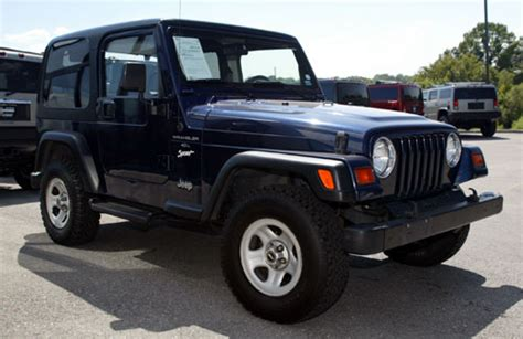 97 Jeep Specs 97 Jeep Wrangler Lynch Hummer
