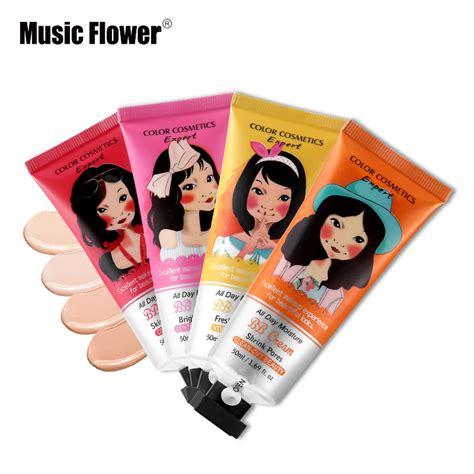 Makeover Corrective Base Make Up 50ml flower brand bb cc korean makeup base liquid foundation make up concealer