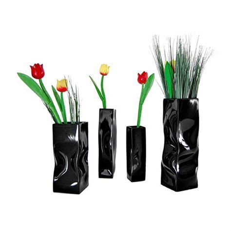 Shape Up Warp Sauna tonfisk black warp vases tonfisk vases
