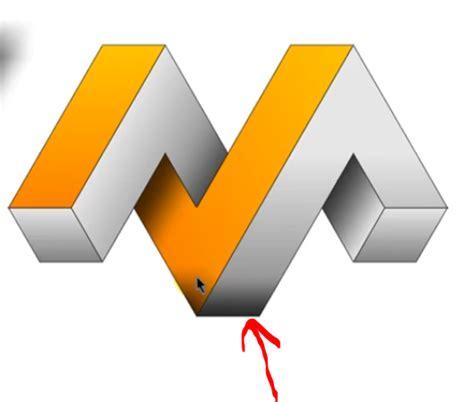 membuat logo 3d dengan coreldraw membuat logo 3d kelas profesional menggunakan corel draw