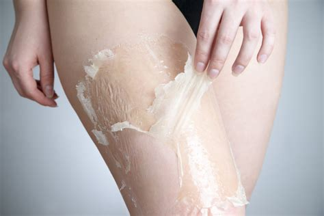 how to exfoliate legs with ingrown hairs ingrown hair bikini line infected articles and pictures
