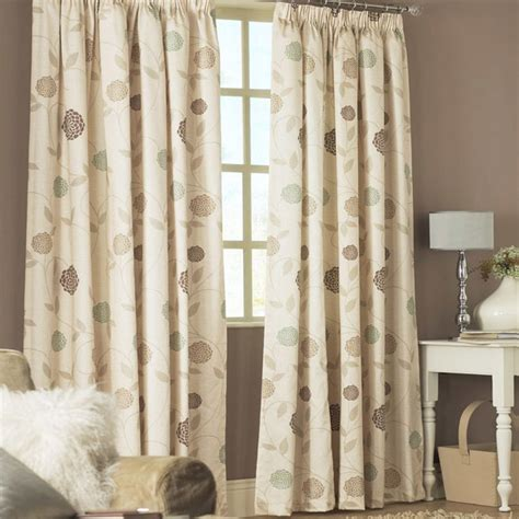 drapes and dreams dreams n drapes rosemont floral print pencil pleat lined