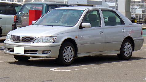 Vista Toyota Exonomi Car Carat Caratan Toyota Vista