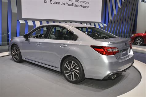 subaru impreza 2018 sedan 2018 subaru legacy has a hint of impreza in chicago