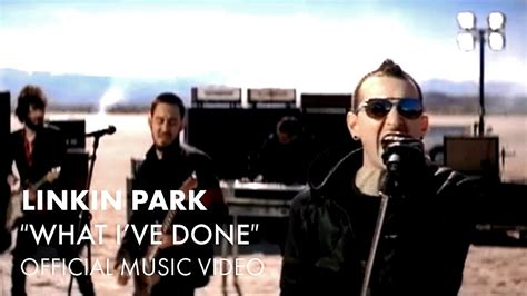 what ive done linkin park what i ve done official music video youtube