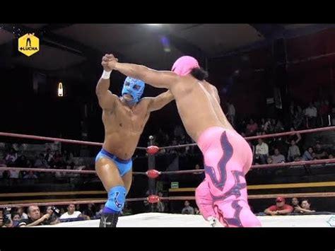 Mano Jr el imposible vs villano iii jr mano a mano en iwrg arena