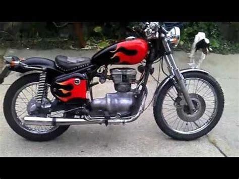 Awo 425 Cafe Racer by Simson Awo 425 250ccm Custom Idle Low Rev