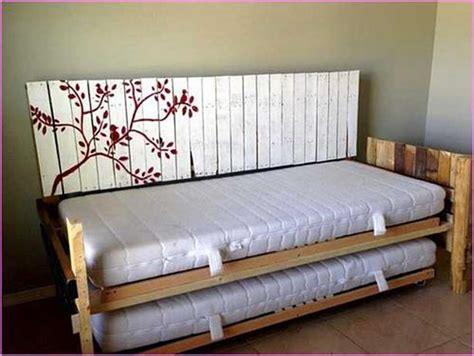diy daybed plans wooden pallet daybed ideas pallet wood projects