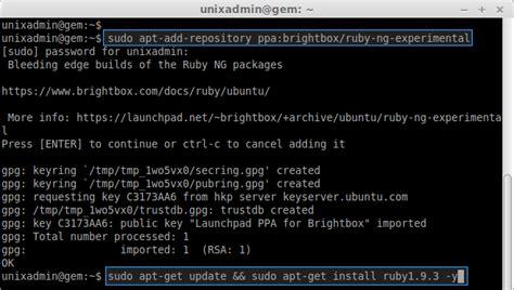 configure ubuntu mail server 14 04 setup a local gem server in ubuntu 14 04 lts