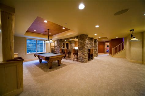 facsinating basement remodeling ideas that picture of finished basements home design interior design