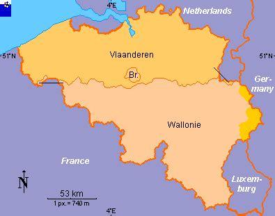 map of belgium regions belgia har f 229 tt regjering svennie