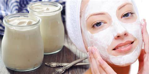 Masker Vitamin Yogurt 5 alasan kenapa masker yogurt baik untuk kecantikan kulit wajah merdeka