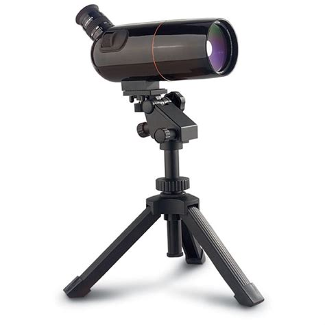 Celestron 174 30 90 X 65 Mm Spotting Scope With Table Top