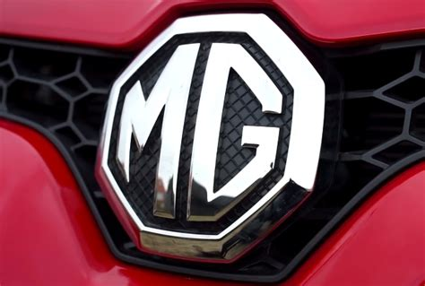 Auto Logo Mg by Mg Logos