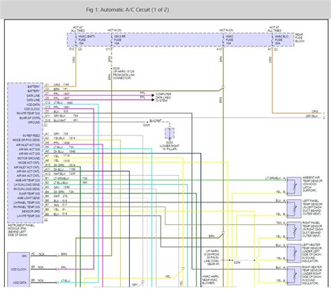 wiring diagram kelistrikan ac split wiring diagram with