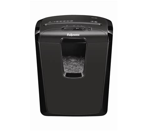 cross cut paper shredders buy fellowes powershred m 8c cross cut paper shredder