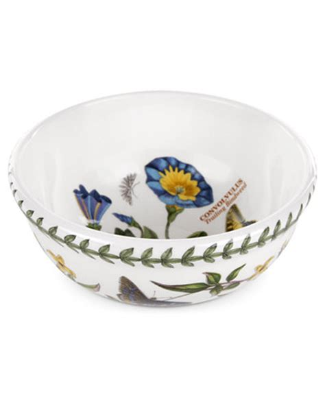 Portmeirion Botanic Garden Dinnerware Portmeirion Dinnerware Botanic Garden Fruit Bowl Dinnerware Dining Entertaining Macy S