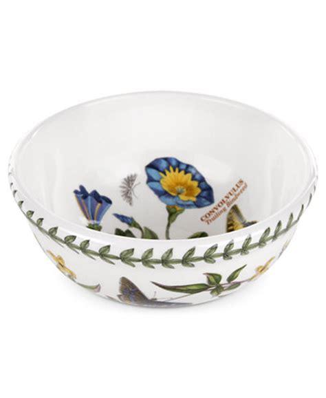 Botanic Garden Dishes Portmeirion Dinnerware Botanic Garden Fruit Bowl Dinnerware Dining Entertaining Macy S