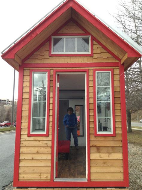 tiny house tours tiny house tour 01a organize pinterest