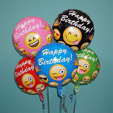 Balon Foil Emoji Birthday omg emoji birthday ideas for the best birthday