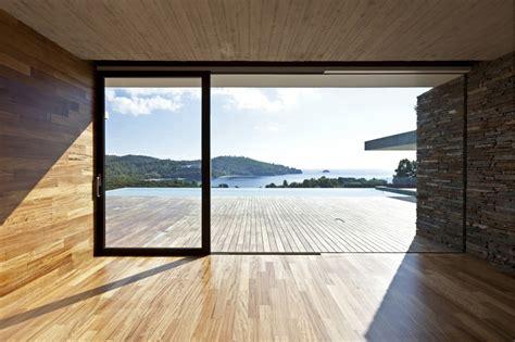 house full of windows plane house on skiathos island greece by k studio homeli