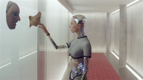 ex machina ava actress review of ex machina the forest of film