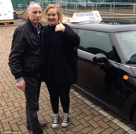 Adele Has Never Driven A Car With A Standard Transmission Before | adele plans top gear appearance after passing her driving