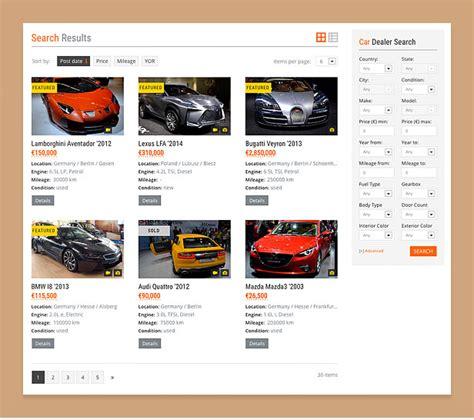 car dealer v1 2 2 gt automotive wordpress theme