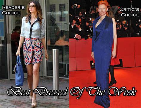Tilda Swinton And Prada Bag by Best Dressed Of The Week Miranda Kerr In Prada Tilda