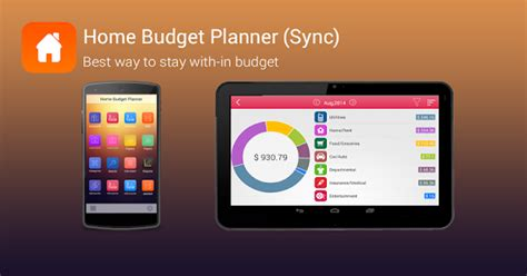 home budget planner hd free android app market