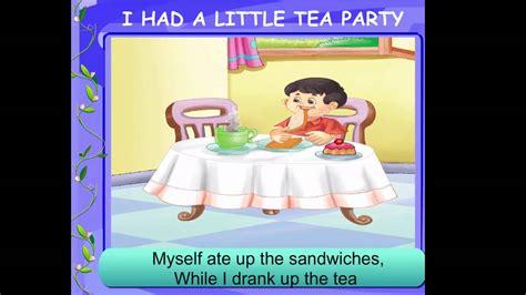 Had A by I Had A Tea